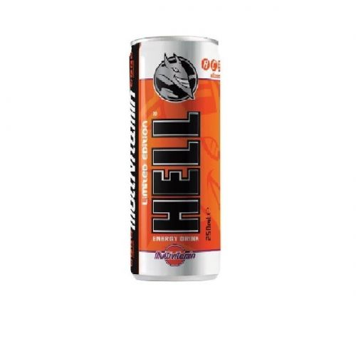 Hell multivitamin 0.250ml 24 pieces