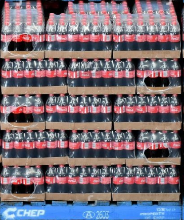 Coca Cola 500ml. 1 pallet (1296pcs.)