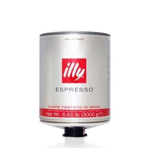 Illy Coffee Beans 3000g