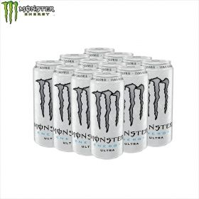 MONSTER ENERGY DRINK 12X500ml. ULTRA ZERO
