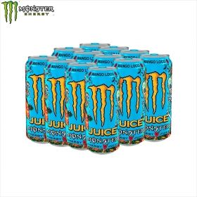 MONSTER ENERGY DRINK 12X500ml. MANGO LOCO