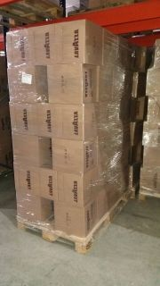 Lavazza Grand Espresso Coffee Beans 396kg. of a pallet